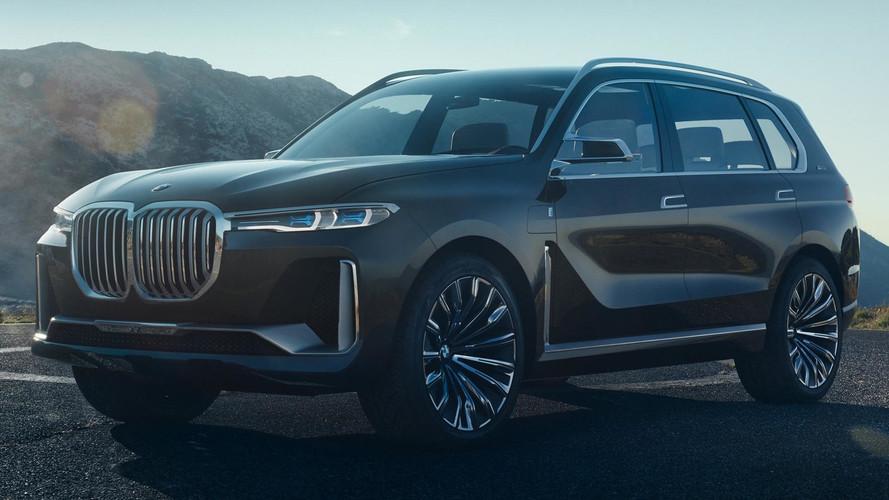 Voici le futur BMW X7 !