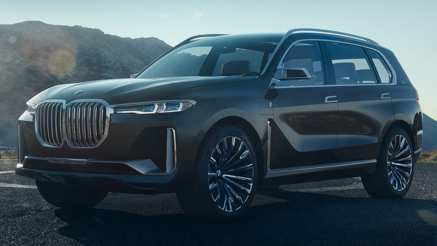 BMW Concept X7 iPerformance, un prototipo muy real