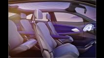 Elektro-Ausblick von VW