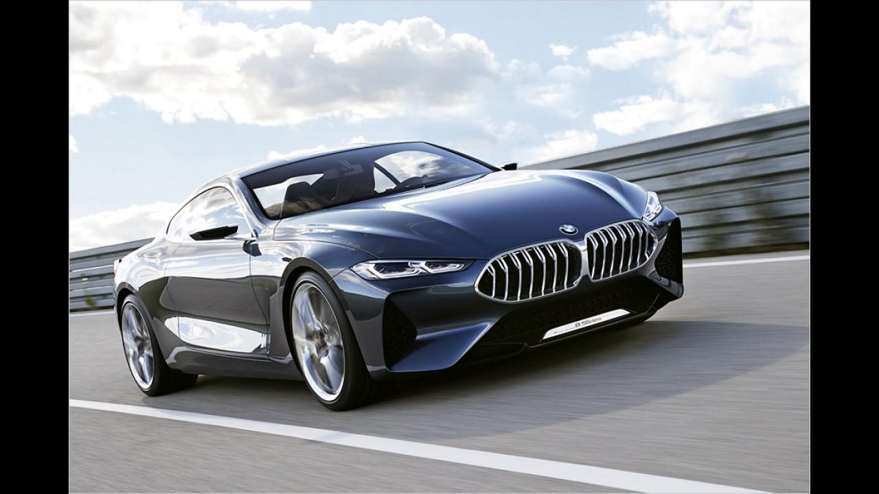 Das zeigt BMW auf der IAA 2017