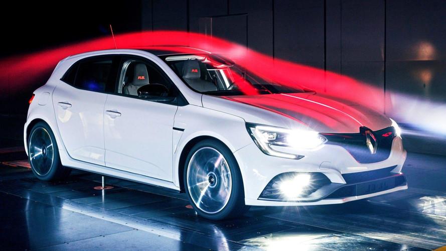 Voici la nouvelle Renault Mégane R.S.