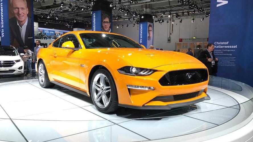 Ford confirma pré-venda do novoMustang5.0 V8 no Brasil ainda em 2017