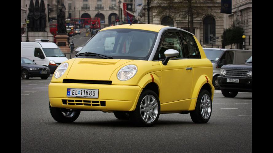 L'auto elettrica la ripara Bosch