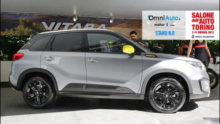 Suzuki Vitara XT, il SUV che s'ispira alla moto