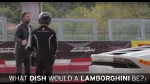 Carlo Cracco e Lamborghini