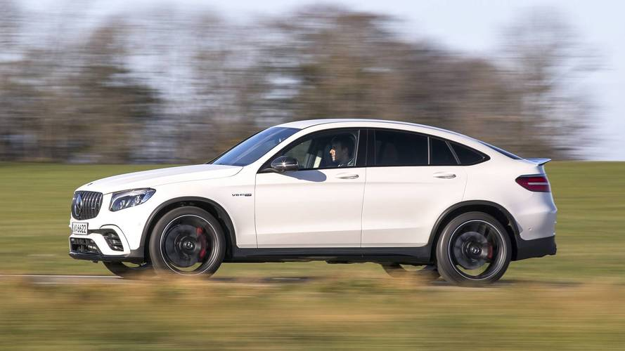 2018 Mercedes-AMG GLC63 Coupe First Drive: Because Why Not?