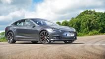 Tesla Model S P100D - Ludicrous Mode