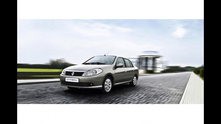 Renault Symbol al Salone di Mosca