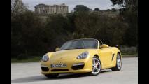 Nuove Porsche Boxster e Cayman