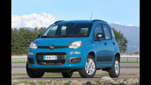 Nuova Fiat Panda Natural Power a metano