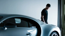 Cristiano Ronaldo approves Bugatti Chiron - is he getting one?