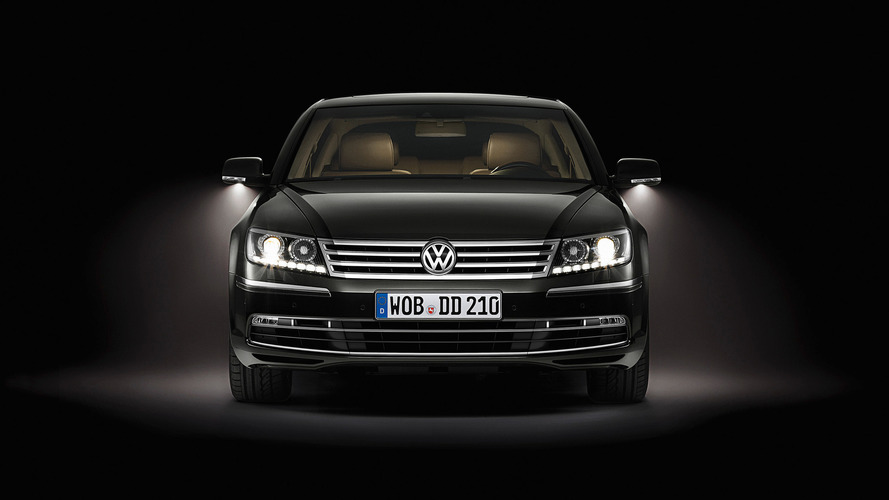 Tesla Model S sends new VW Phaeton back to the drawing board