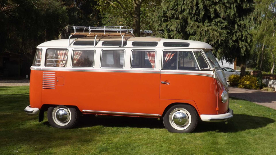Retrolicious 1959 VW Samba Campervan Needs A New Home