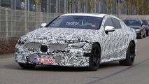 2019 Mercedes-AMG GT sedan casus fotoğrafları