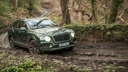 2017 Bentley Bentayga Diesel First Drive: No W12, No Problem