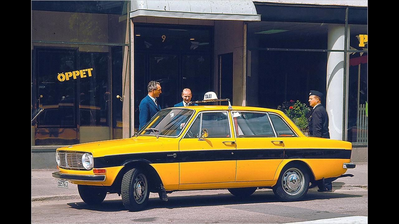 Volvo 144 Taxi (1970)