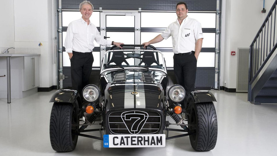 Caterham launches new engineering business for future model development
