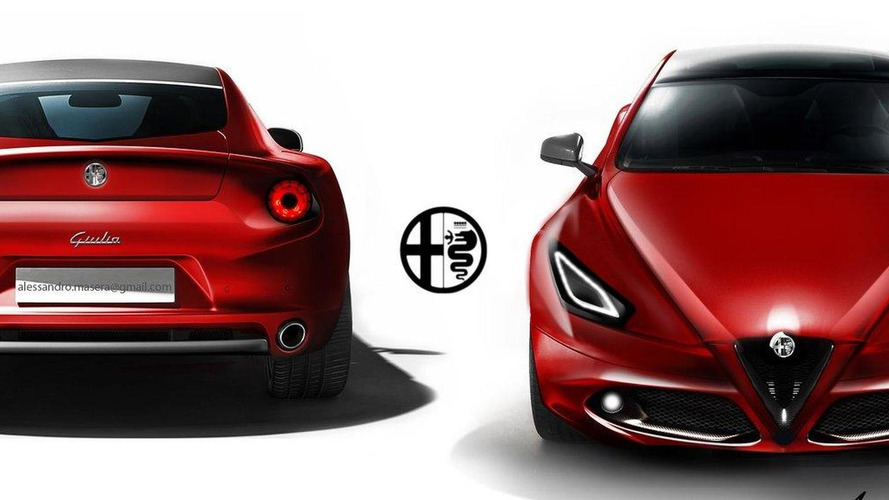 Alfa Romeo says next-gen Giulia is a 'styling challenge'