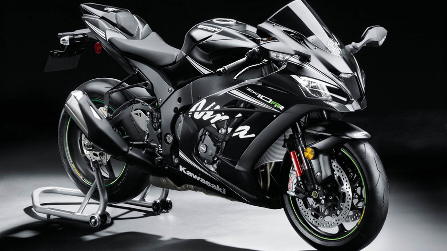 Kawasaki lança nova Ninja ZX-10 RR no Brasil