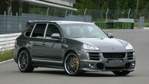 speedART TITAN DTR 310 based on Porsche Cayenne Diesel