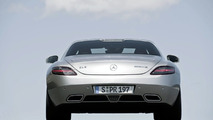 Mercedes SLS AMG: Video and photo update