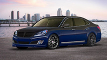 Hyundai Equus by Rhys Millen Racing
