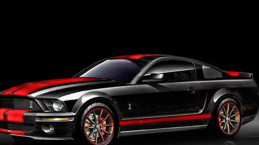 Shelby GT500 twin-turbo with 1000hp rumors surface
