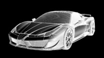 Mansory Siracusa based on Ferrari 458 Italia - 03.03.2011