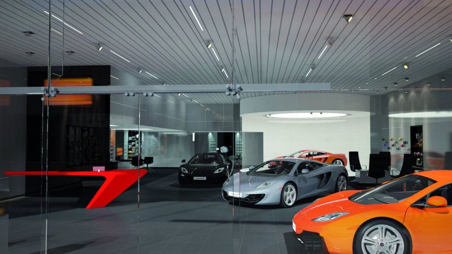 McLaren announces New York City as U.S. headquarters