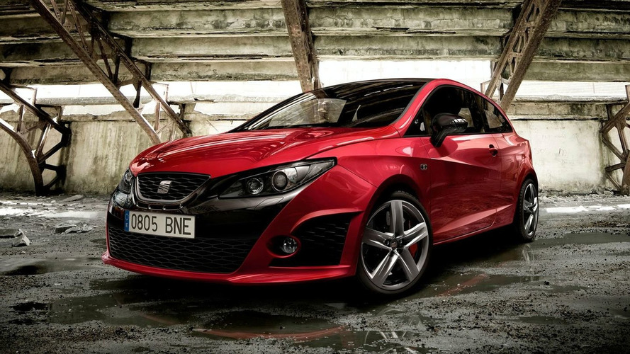 Seat Ibiza Bocanegra Production Version Unveiled in Barcelona