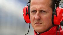 Michael Schumacher attends testing in Jerez, Spain 04.03.2009