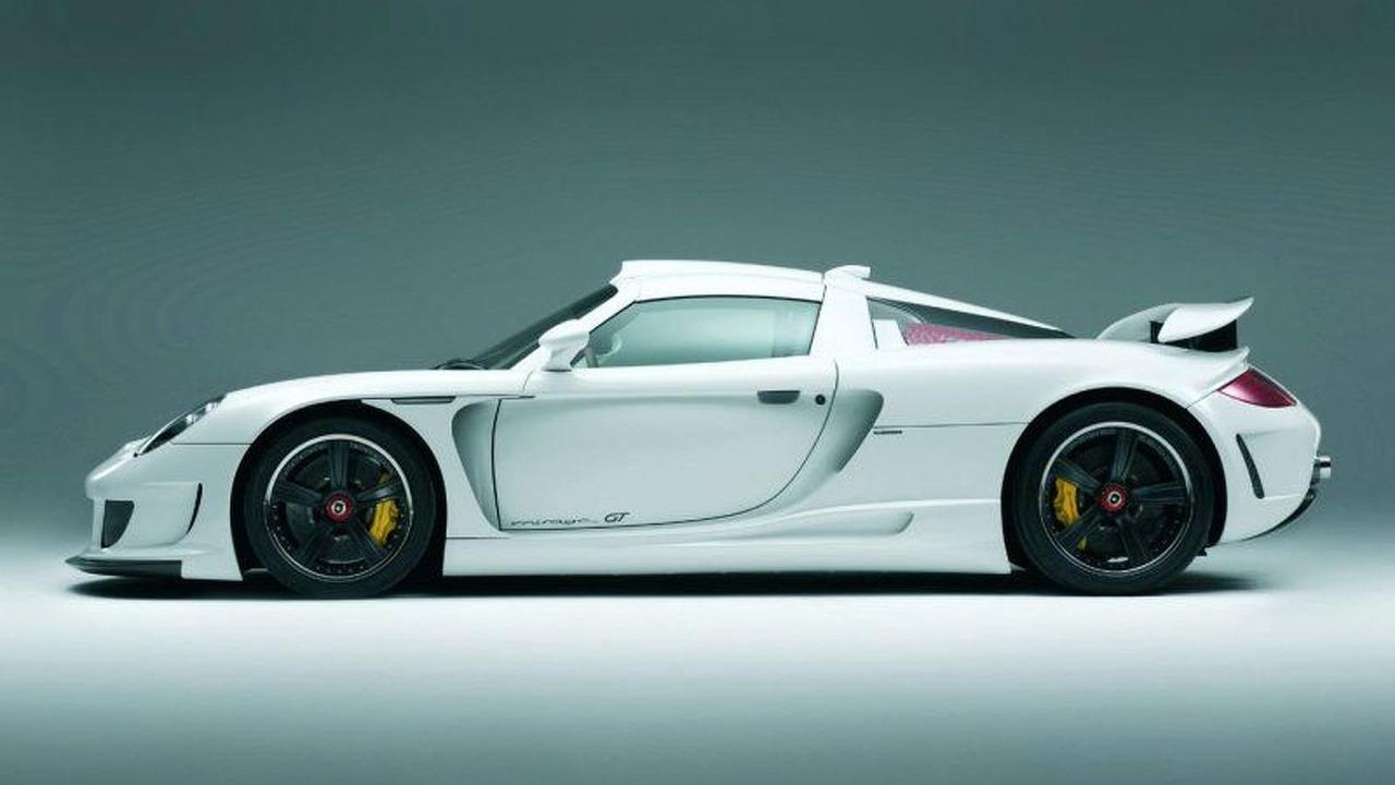 Gemballa Mirage GT Based on Porsche Carrera GT | Motor1.com Photos
