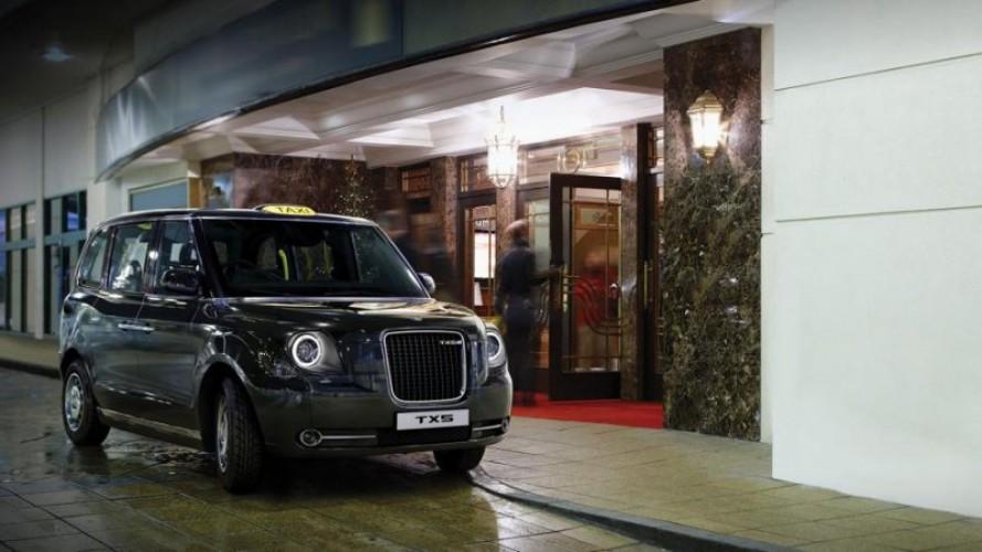 Londra'nın Yeni Taksisi TX5 Elektrikli Oldu
