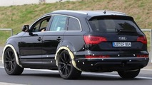 Mysterious Audi Q7 test mule is intriguing