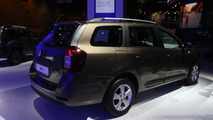 2016 Dacia Logan Paris Motors Show
