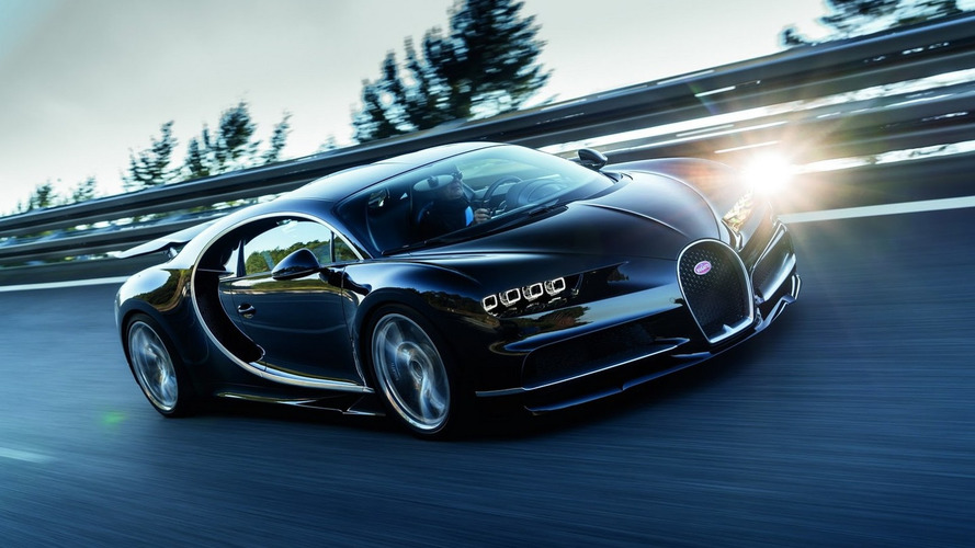 Bugatti Chiron - Une version hybride encore plus puissante ?