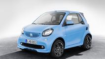 Smart fortwo cabrio Brabus edition