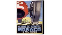 Vintage Monaco Posters at ModernLook.com