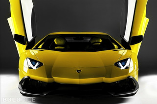 Bold Ride of the Week: Lamborghini Aventador 50th Anniversario
