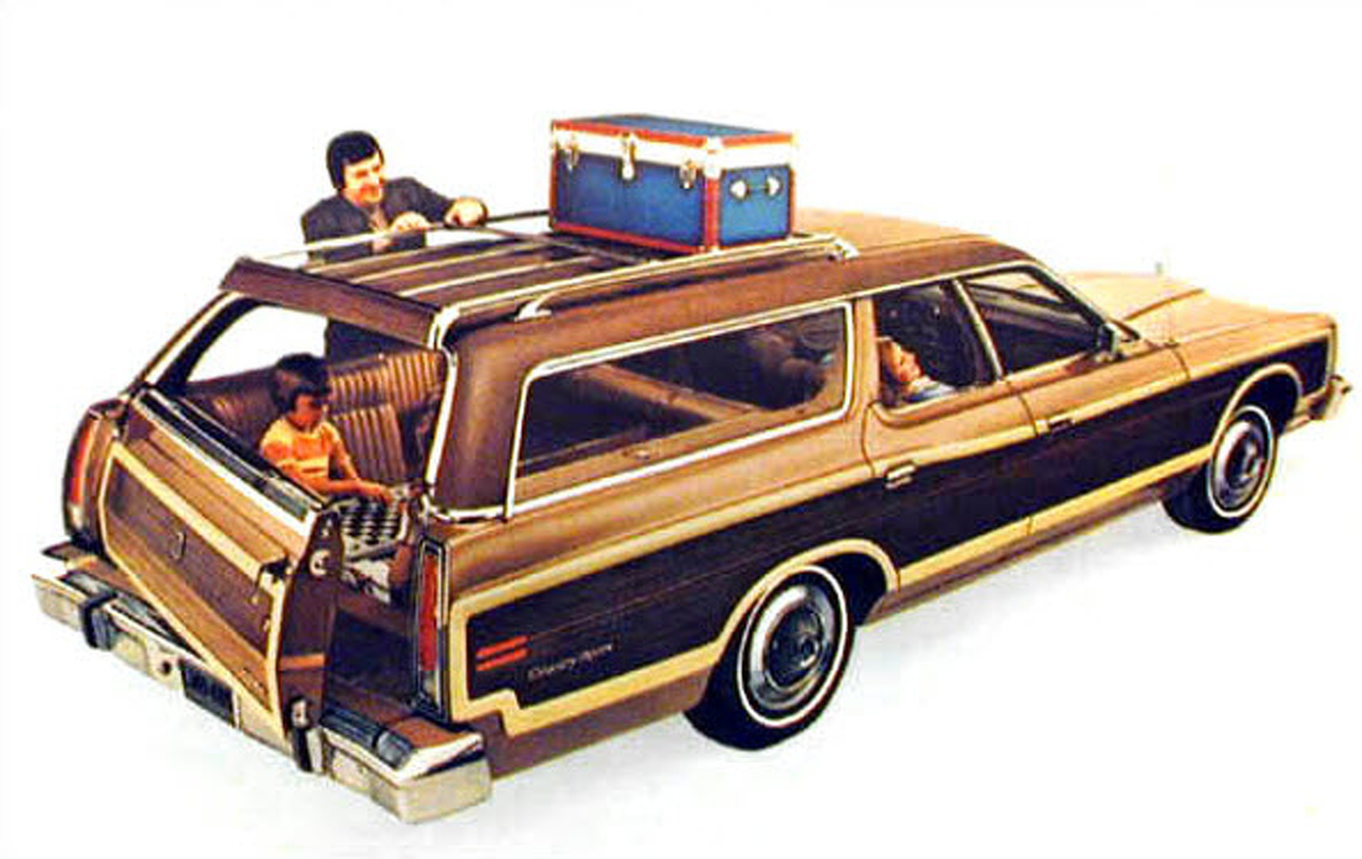 Town And Country Insurance >> The Full-Size Station Wagon Manifesto