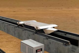 Hyperloop Technologies Building Vegas-Area Test Facility