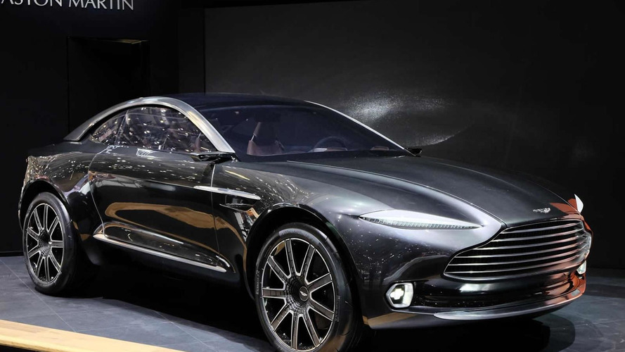 Aston Martin aims to attract woman buyers with DBX crossover