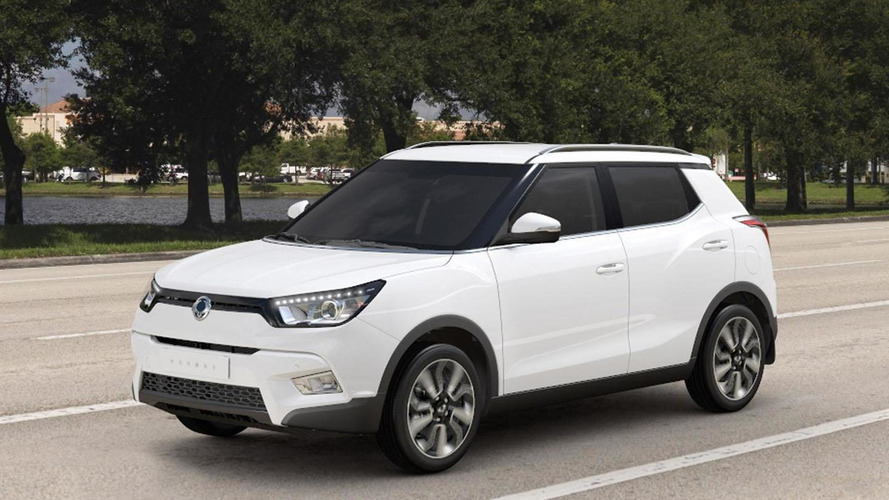 SsangYong Tivoli U.K pricing announced, goes on sale this summer