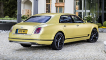 2017 Bentley Mulsanne: First Drive