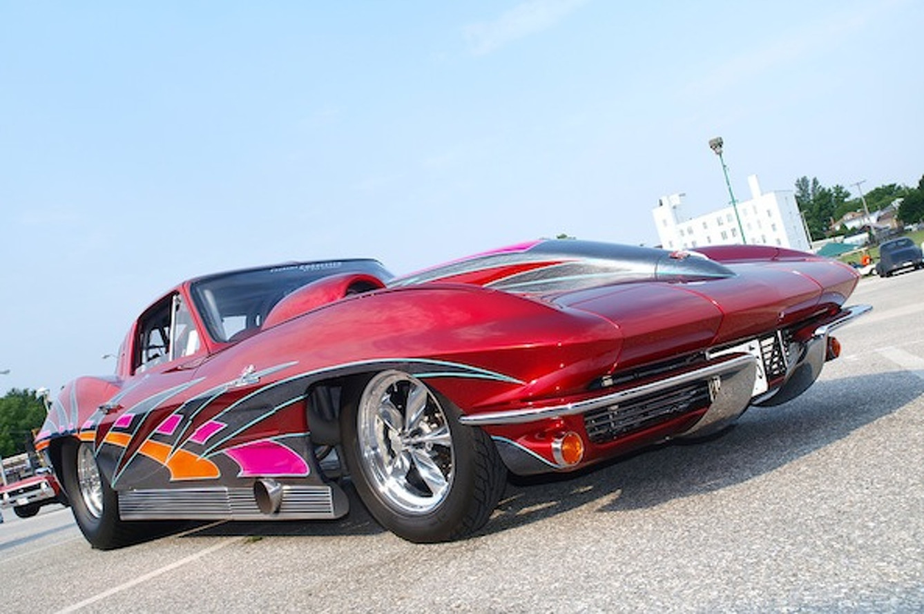 eBay Car of the Week: The World's Fastest Street Legal Corvette