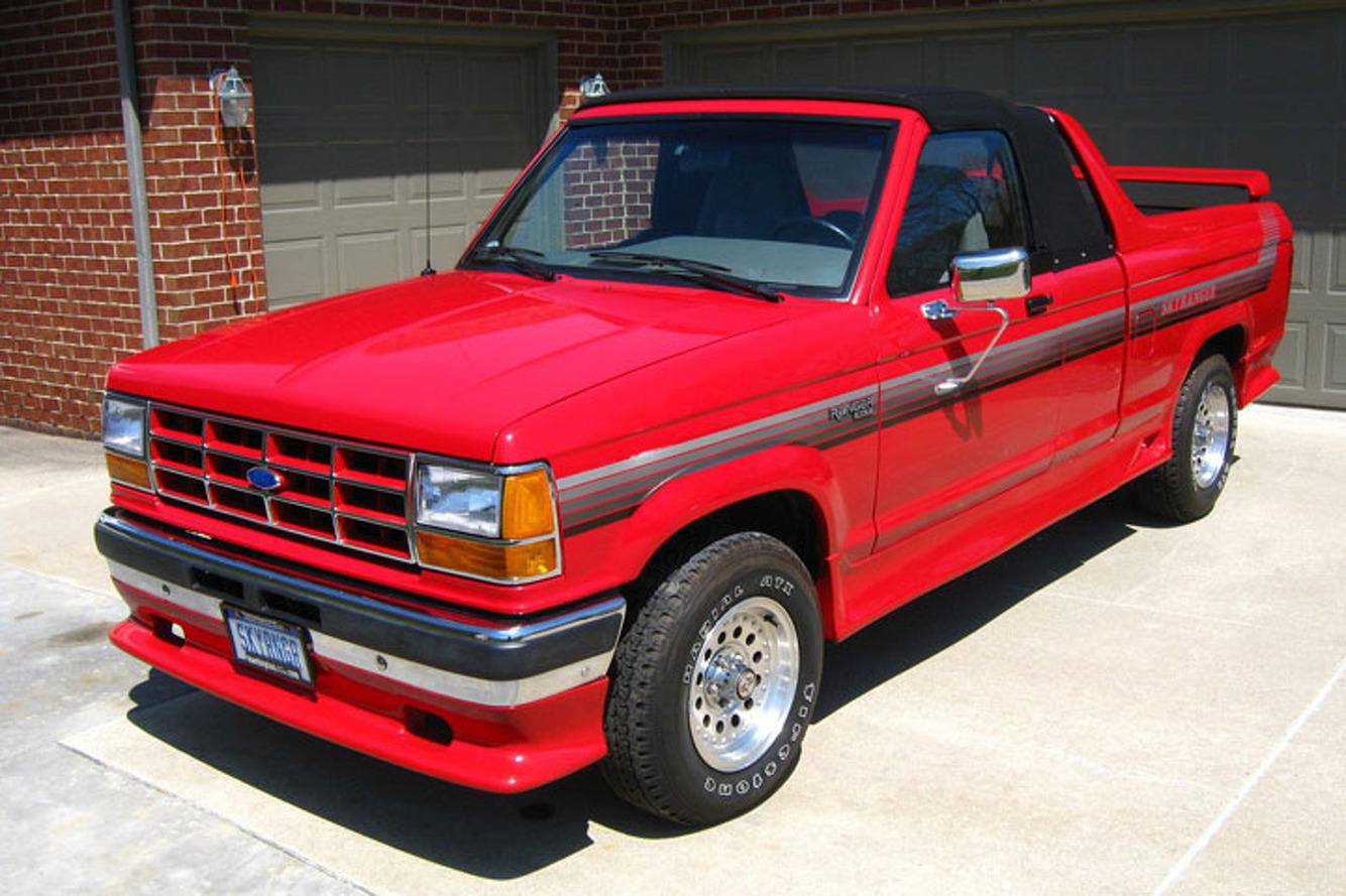 Meet the Ford Ranger Convertible You've Never Heard Of