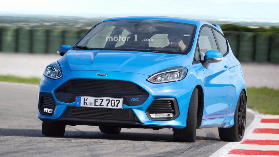 Imagining What Ford Won't Build, The Fiesta RS