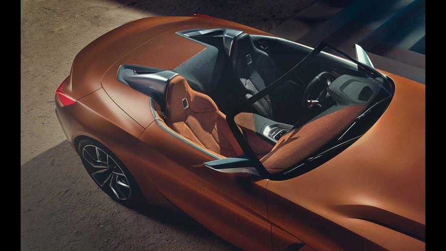 BMW Z4 Concept kiszivárgott képek