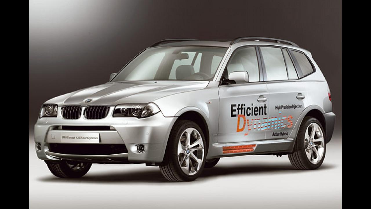 BMW Hybrid-Forschung