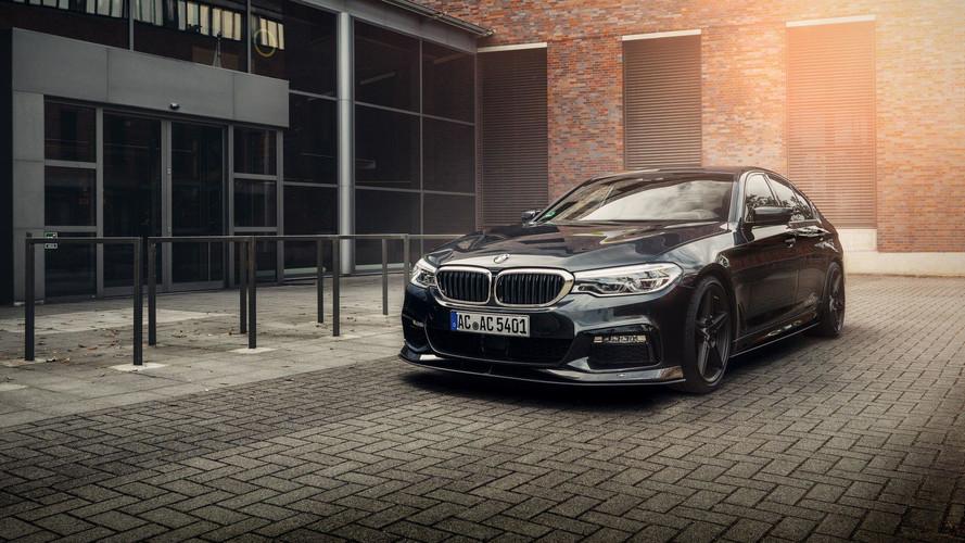 Megérkezett az utakra az AC Schnitzer által megmunkált BMW 5-ös sorozat